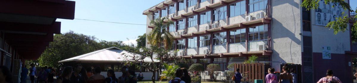 Lycée du Diadème (Pirae) – Te Tara o Mai'ao